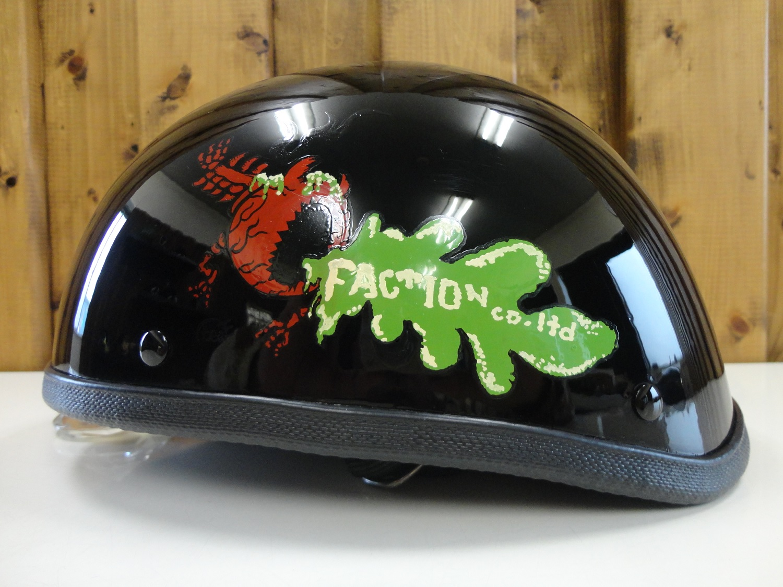 【No.16】装飾ヘルメット