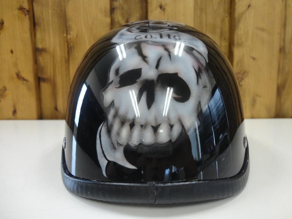 【No.14】装飾ヘルメット