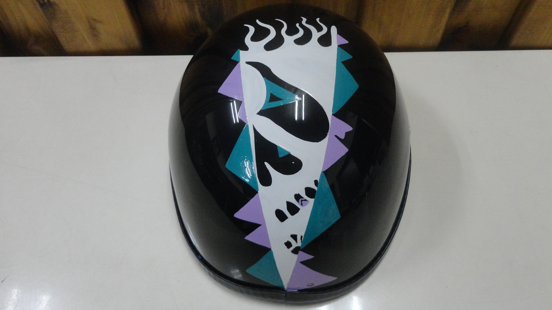 【No.32】装飾ヘルメット