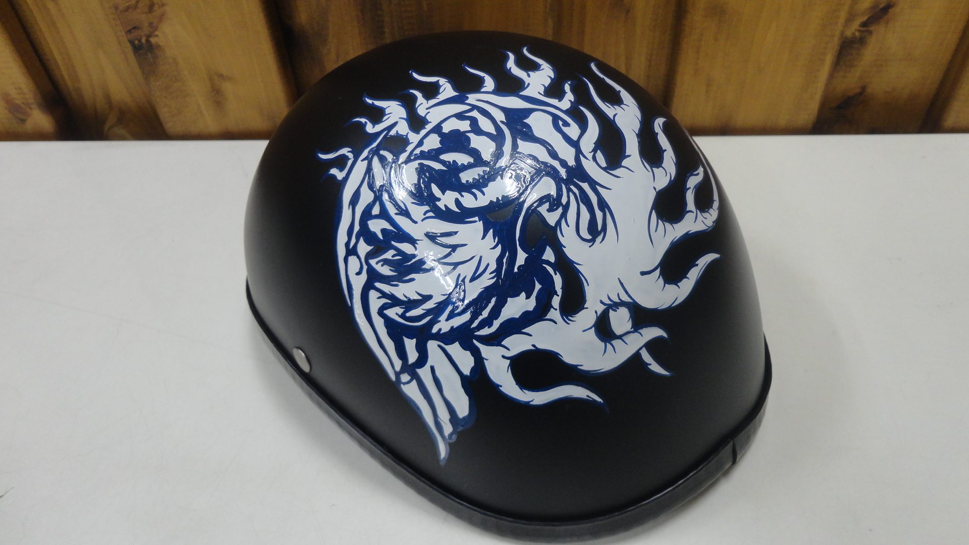 【No.35】装飾ヘルメット