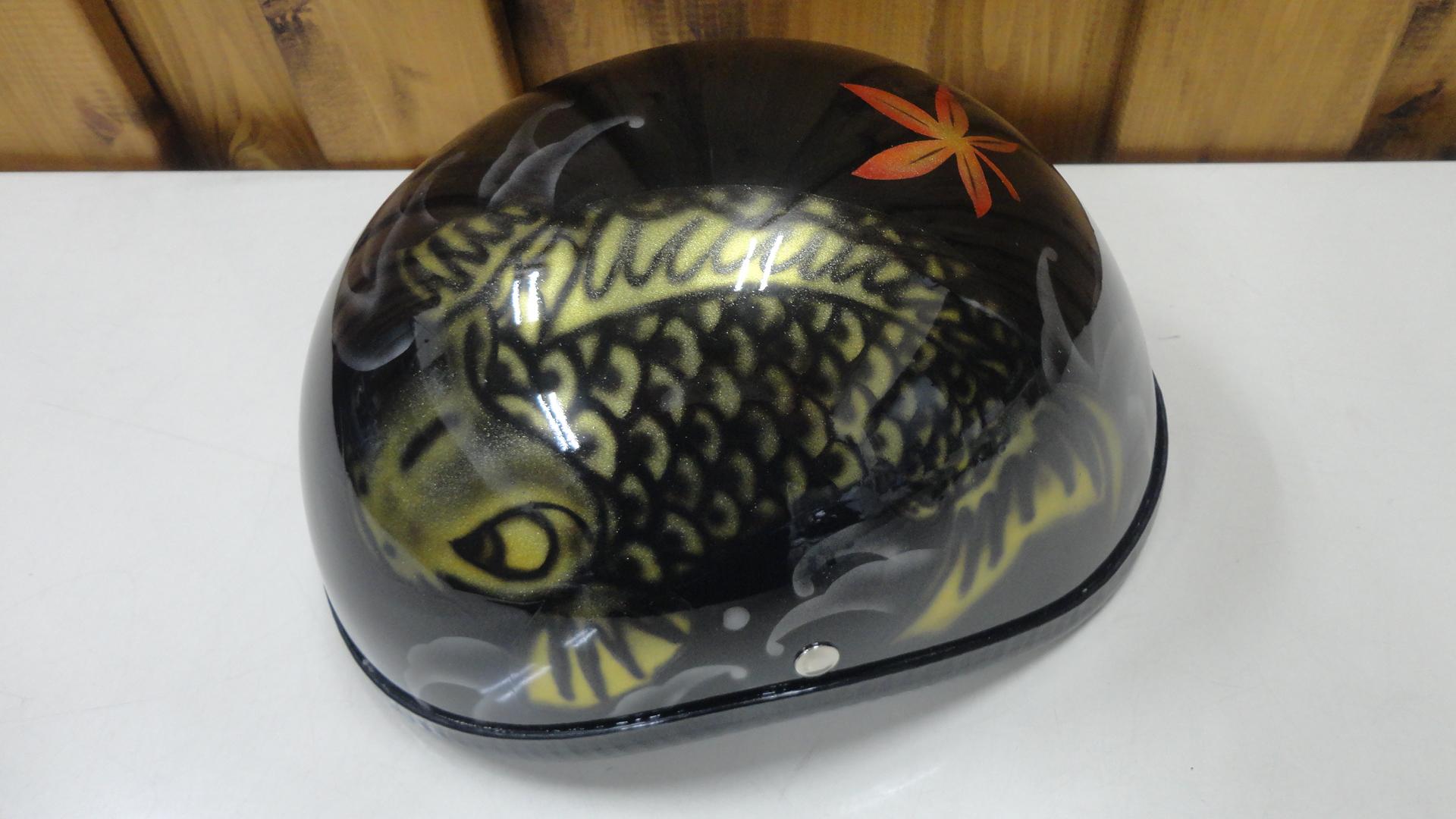 【No.34】装飾ヘルメット